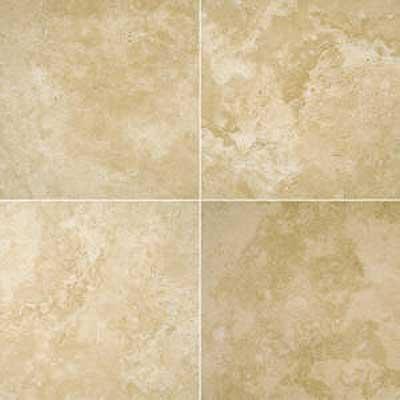 Florida tile mexican travertine 4 x 4 desert cream tile for Florida tile mingle price