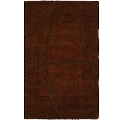Harounian Rugs International Harounian Rugs International Abstract 8 X 11 Brown Area Rugs