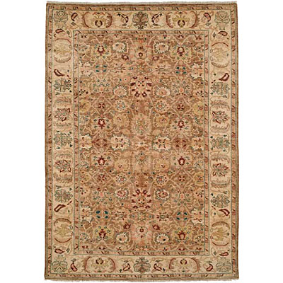 Harounian Rugs International Harounian Rugs International Apadana 9 X 12 Brown / cream Area Rugs