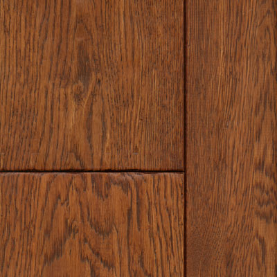 Natural Floors Natural Floors Carriage House Engineered Hand Scraped Toast Hardwood Flooring