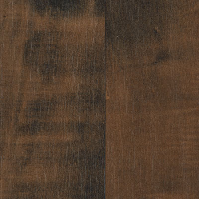 Kronotex herrington burnished chocolate maple laminate for Maple laminate flooring