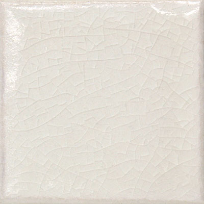 Meredith Art Tile Meredith Art Tile Crackle 2 X 6 Field Tile China-white Tile  &  Stone