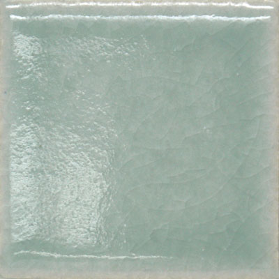 Meredith Art Tile Meredith Art Tile Crackle 3 X 3 Field Tile Sea-glass Tile  &  Stone