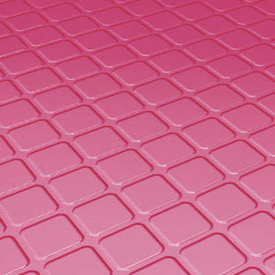 Roppe Roppe Performance Compound Rubber Stair Tread Azalea Rubber